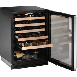 U-Line Wine Refrigerator 1175WC Wine Captain Model