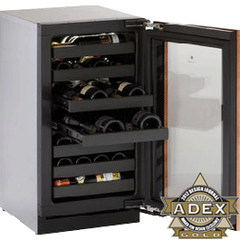 U-Line Wine Refrigerator 3018WC Wine Captain Model