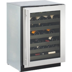 U-Line Wine Refrigerator 3024WC Wine Captain Model