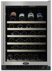 45 Bottle wine Refrigerator (61WCM-BS-G-L /R)