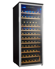 Danby DWC106A1BPDD - 75 Bottle Single Zone Designer Wine Refrigerator