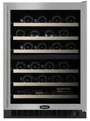 44 Bottle Dual Zone Wine Refrigerator  (6SDZEBSG-L /R)