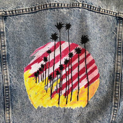 LA SUNSET DENIM