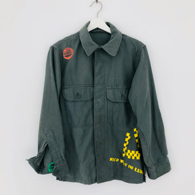 THE GOOD GREEN JACKET