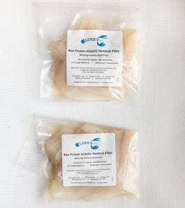 Gulf of Maine Haddock Fillets