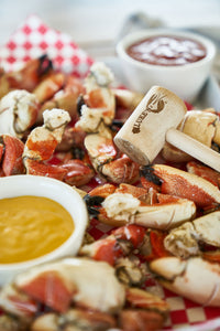 Snap & Eat Crab Claws - Serves 6-8