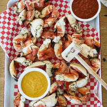 Load image into Gallery viewer, Snap & Eat Crab Claws - Serves 6-8