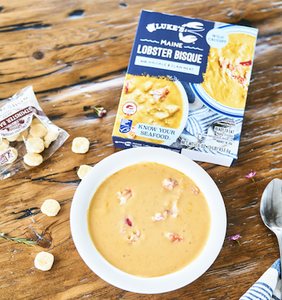 Clam Chowder & Lobster Bisque
