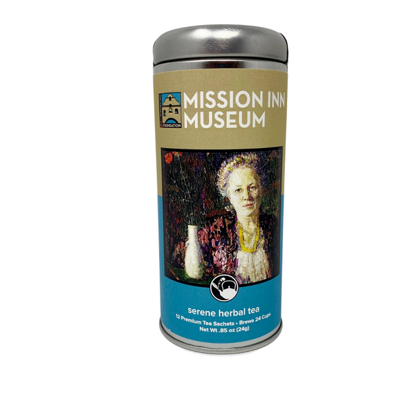 Tea, Tall Tin Museum Blend