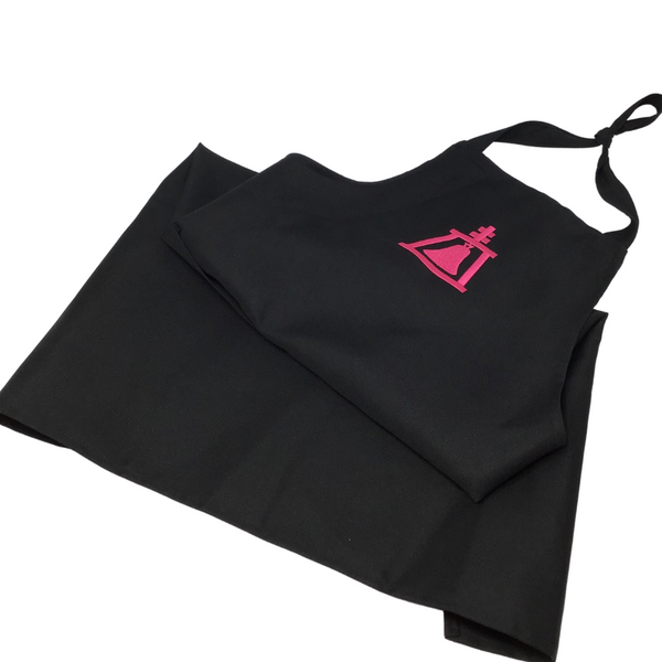 Apron Embroidered Raincross