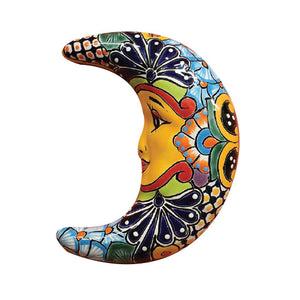 Talavera Moon Medium