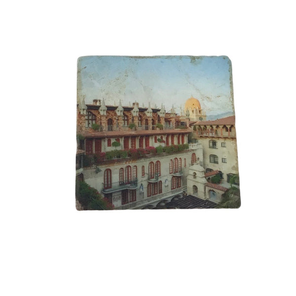 Tumbled Tile Coaster
