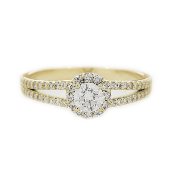 Brillant Damen Ring