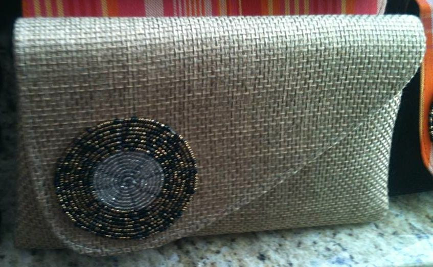 African Hand Made Clutches