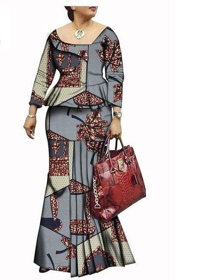 Smart African Dress - Ufumbuzi - Home