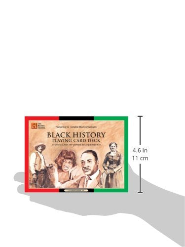 Black History Playing Card Deck (History Channel) - Ufumbuzi - Home