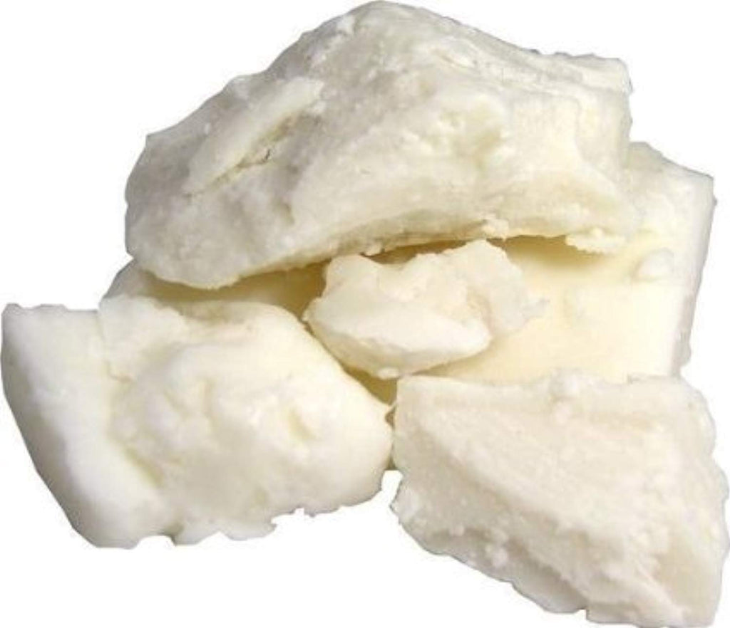 Yellow Brick Road 100% Raw Unrefined Shea Butter-African Grade a Ivory 1 Pound (16oz) - Ufumbuzi - Home