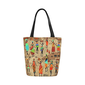 Funny Design Canvas Tote Bag Handbag Purse for Women - Ufumbuzi - Home