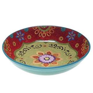 "Certified International 22467 Tunisian Sunset Serving/Pasta Bowl, 13.25"" x 3"", Multicolor - Ufumbuzi - Home"