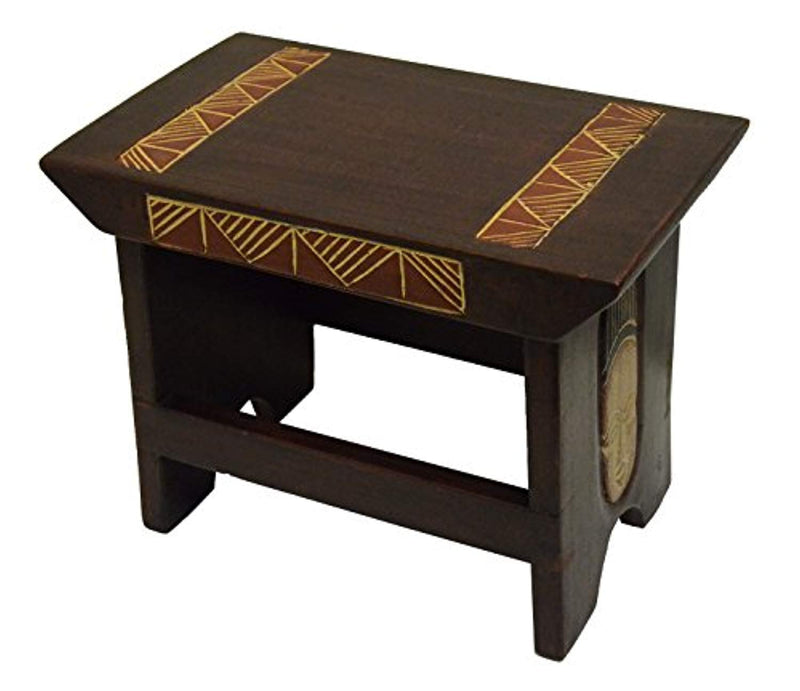Ashanti Stool All Purpose - Ufumbuzi - Home