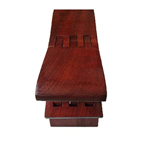 Terrific Haibeir Wooden Folding Chairpure Manual Production Luban Gmtry Best Dining Table And Chair Ideas Images Gmtryco