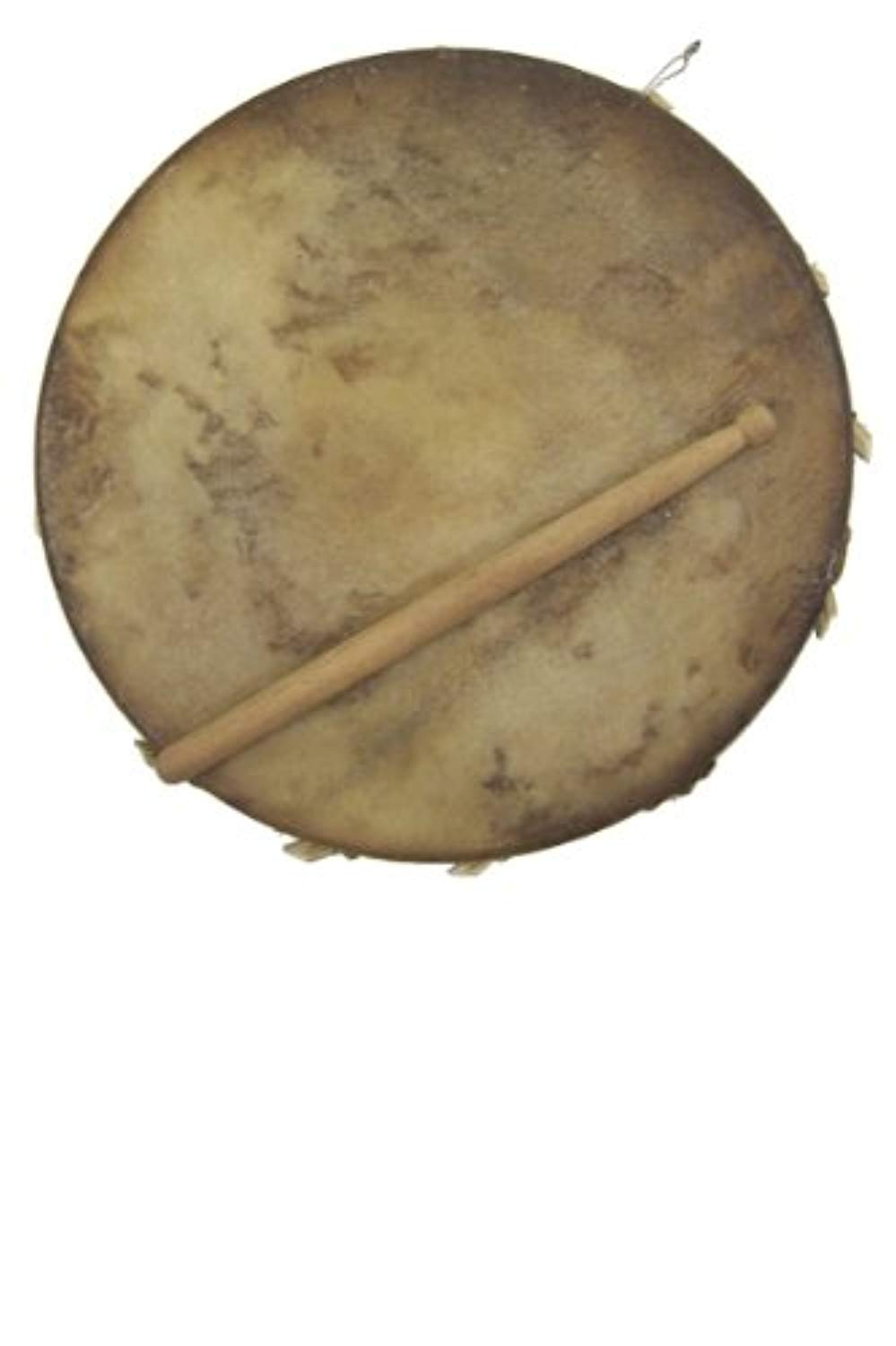 African Sakara Frame Drum - Medium 10
