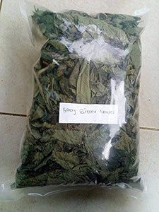 Dried African Bitter Leaves for Tea, Soup or Juice for weight loss (500g) - Ufumbuzi - Home