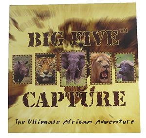 BIG FIVE CAPTURE BOARD GAME. Are you ready for the ultimate African safari adventure? Family game of strategy that is full of unexpected surprises. - Ufumbuzi - Home