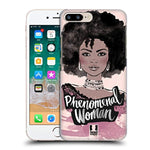 Head Case Designs Phenomenal Woman African Feminism Hard Back Case for Apple iPhone 7 Plus/8 Plus