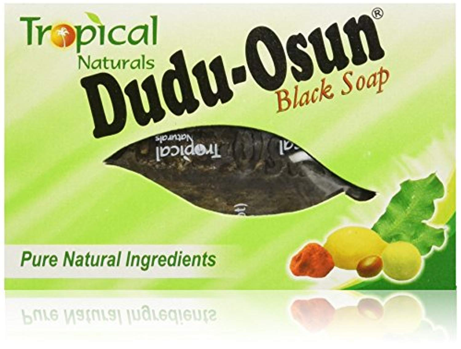 Black Soap 12 Bar Value Pack By Dudu Osun For African American Skin Care | African Black Soap Bars Made with Pure Natural Ingredients | Face and Body Wash for Cleansing, Nourishing,... - Ufumbuzi - Home