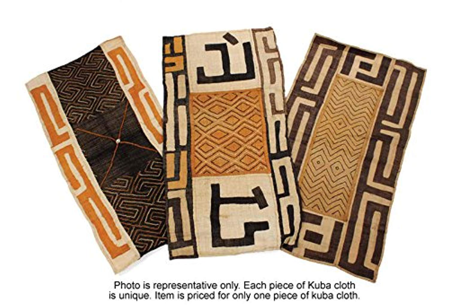 Kuba Cloth: Small - Ufumbuzi - Home