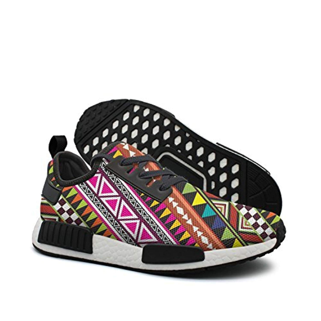 dkkdiehgk Multi-color Ancient British African Tribes On2018 Men Casual Human Race Shoes