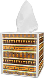 RNK Shops African Masks Tissue Box Cover - Ufumbuzi - Home