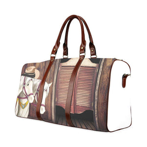 AnnHomeArt USA Baseball Two-sided Printing Large Duffle Sports/Travel Bag - Ufumbuzi - Home