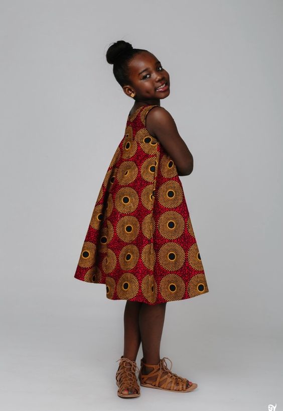 Dress for girls - Ufumbuzi - Home
