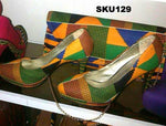 Design Clutches & Shoes Set - Ufumbuzi - Home