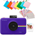 Polaroid SNAP Touch 2.0 – 13MP Portable Instant Print Digital Photo Camera w/Built-In Touchscreen Display, White