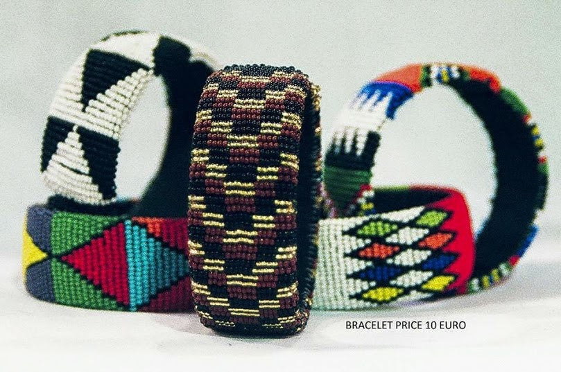 Design Beaded Bracelets - Ufumbuzi - Home