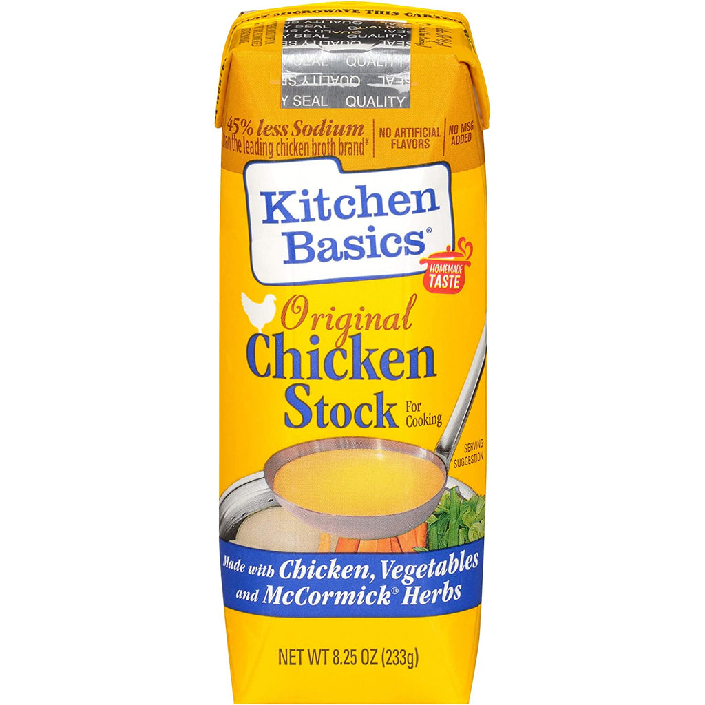 Kitchen Basics All Natural Original Chicken Stock, 8.25 fl oz - Ufumbuzi - Home