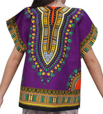 Raan Pah Muang Childs Unisex African Dashiki Kaftan Shirt - XS to L - All Colours - Ufumbuzi - Home