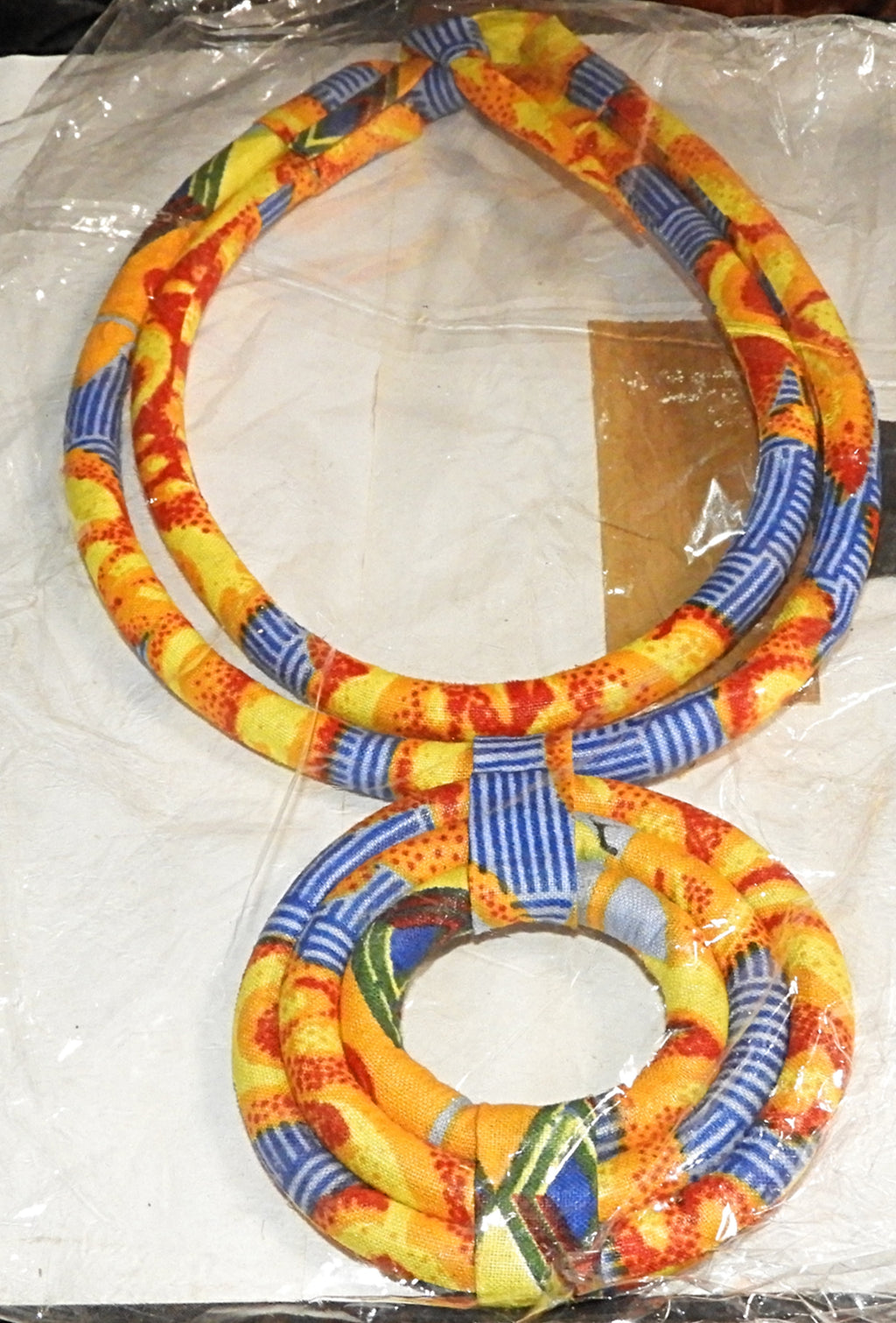 African Handmade Necklace