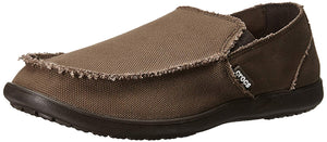 Crocs Men's Santa Cruz Loafer | Casual Comfort Slip On | Lightweight Beach or Travel Shoe - Ufumbuzi - Home