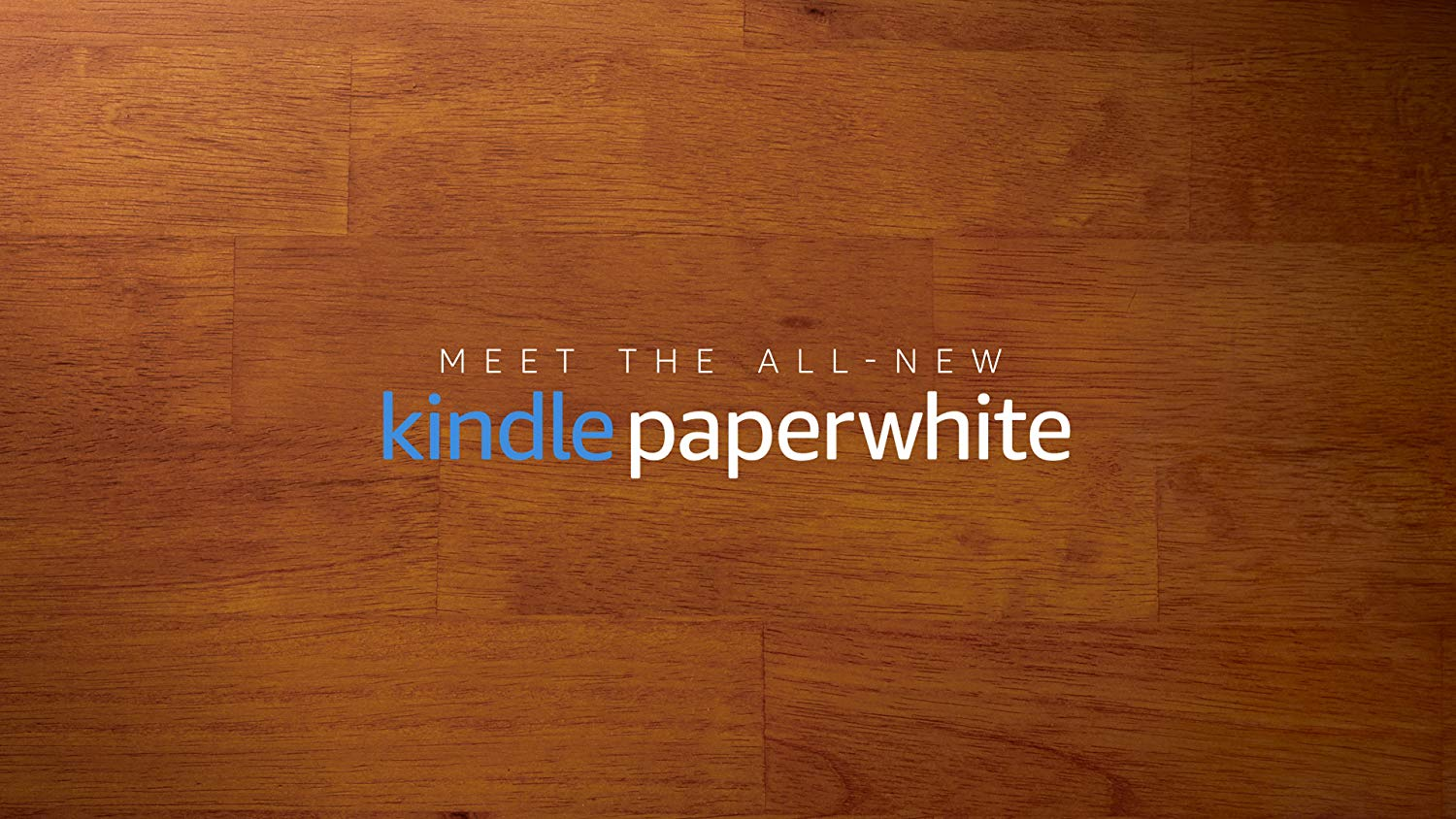 All-new Kindle Paperwhite – Now Waterproof with 2x the Storage