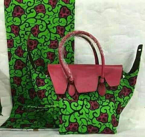 Hand Bag and clothing - Ufumbuzi - Home