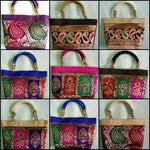African Fabric Hand Bags