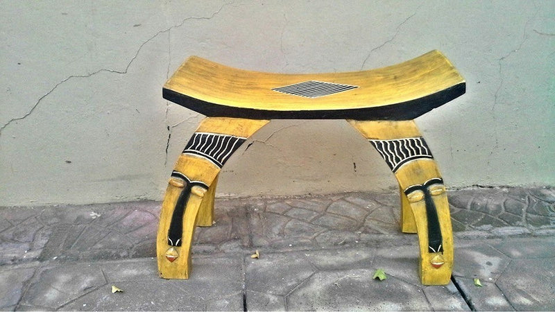 Ghana Decorative Stool - Ufumbuzi - Home