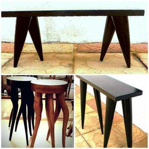 Crazy Leg Table Tekura - Ufumbuzi - Home