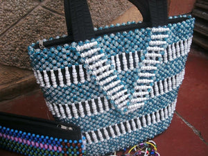 Beaded Hand Bag - Ufumbuzi - Home
