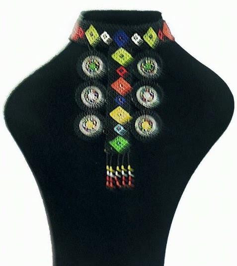 African Design Necklace