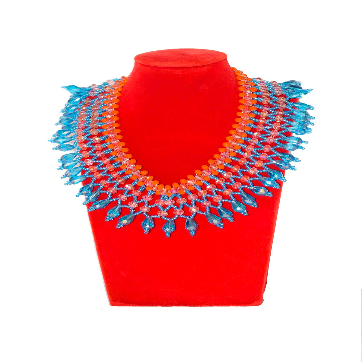 African Hand Made Necklace